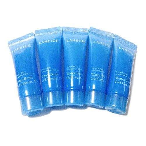 KOREAN Cometics Amore Pacific LANEIGE Water Bank Gel Cream_EX 50ml (10ml * 5pcs)