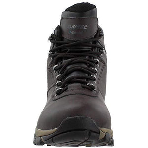 0cb0805aaf7 Hi-Tec Men's Altitude V I Waterproof Wide Hiking Boot,Dark Chocolate/Light  Taupe/Black,12 W US