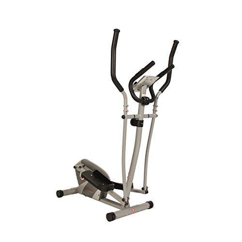 Sunny Health & Fitness Magnetic Elliptical Trainer by - SF-E3628 Magnetic Elliptical Trainer, Gray Sport & Recreation Sunny Health & Fitness