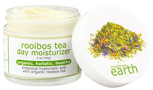 Rooibos Tea Day Moisturizer for plumping and firming skin