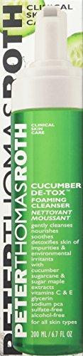 Peter Thomas Roth Cucumber Detox Foaming Cleanser, 6.7 Ounce