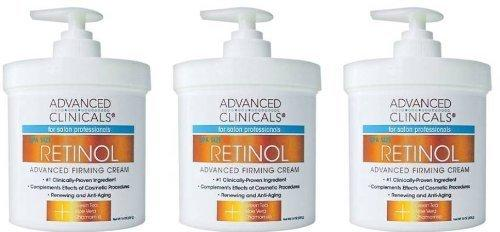 Retinol Advanced Firming Cream Pack of 3