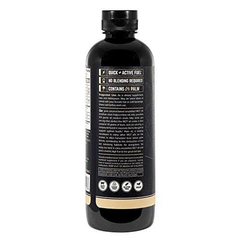 Emulsified MCT Oil Supplement ONNIT