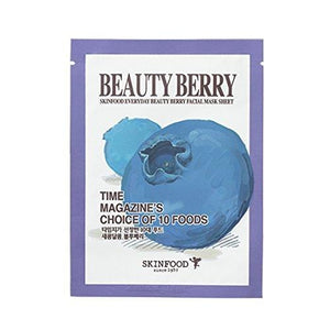 [Skin Food] Everyday Facial Mask Sheet #02 Beauty Berry