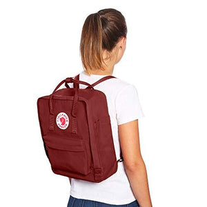 e5d9d331b648 Fjallraven - Kanken Classic Backpack for Everyday, Warm Yellow ...