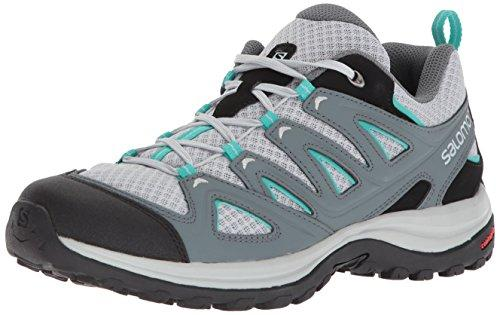 Salomon Women's Ellipse 3 AERO W USA Trail Running Shoe, Quarry, 9 M US