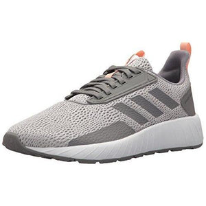 adidas Women's Questar Drive W, Grey Two/Grey Three/Hi-Res Orange, 6 M US