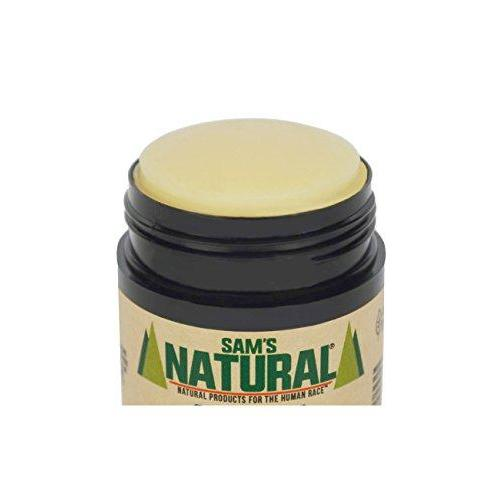 Natural Deodorant Stick - Unscented, Fragrance & Aluminum Free, Vegan, Cruelty Free Beauty & Health Sam's Natural