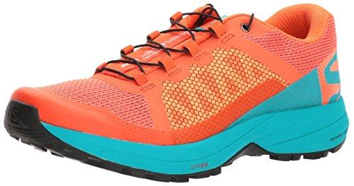 Salomon XA Elevate Running Shoe - Women's Nasturtium/Blue Bird/Black 8.5