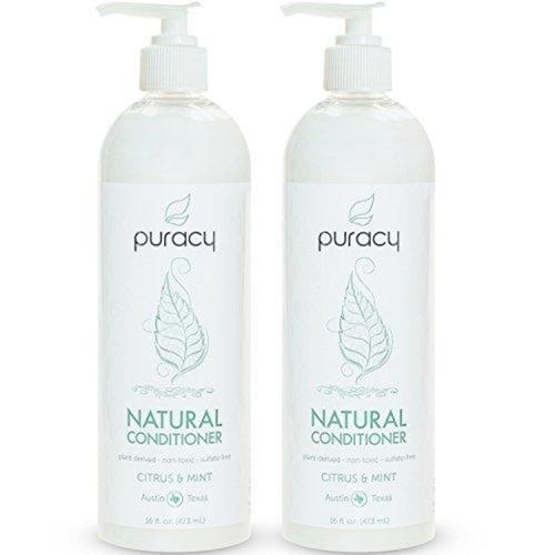 Natural Hair Conditioner Set
