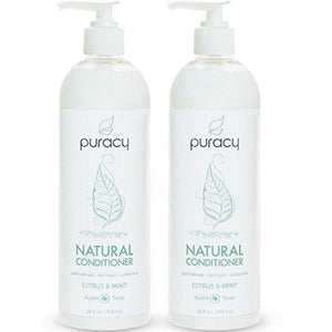 Natural Hair Conditioner Set Beauty & Health Puracy