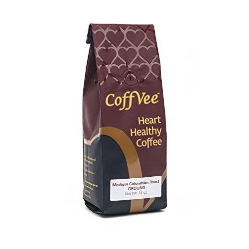 CoffVee - Heart Healthy Coffee Infused with Resveratrol Antioxidants