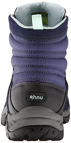 Ahnu Women's Montara Waterproof Boot,Midnight Blue,9 M US