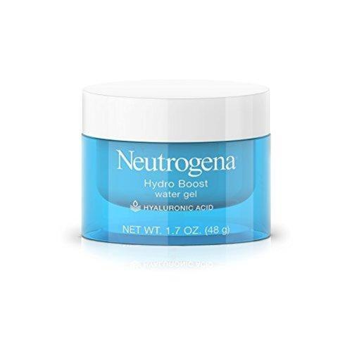 Hyaluronic Acid Hydrating Water Face Gel Moisturizer Beauty & Health Neutrogena