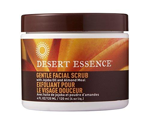 Desert Essence Gentle Facial Scrub - 4 fl oz