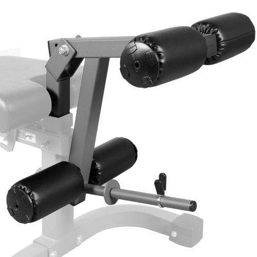 XMark Fitness 11-Gauge Adjustable Leg Curl/Extension Attachment XM-7455