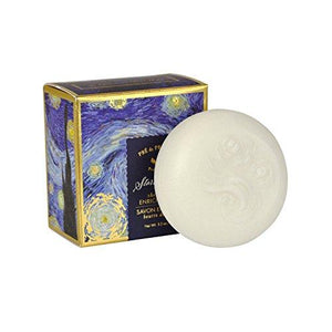 Pre De Provence Shea Butter Enriched Soap Bar in Beautiful Gift Box (150 Gram) - Starry Night