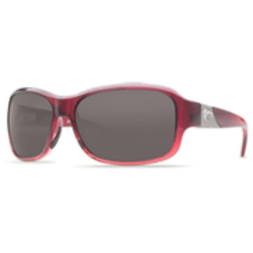Sunglasses Costa Del Mar INLET IT 48 OGGLP POMEGRANATE FADE GRAY 580Glass