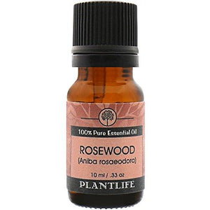 Rosewood Essential Oil (100% Pure and Natural, Therapeutic Grade) 10 ml