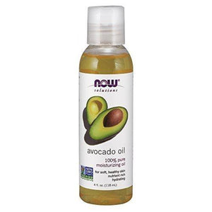 NOW  Avocado Oil, 4-Ounce
