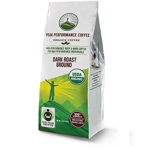 High Altitude Organic Coffee