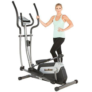 "Fitness Reality E5500XL Magnetic Elliptical Trainer with Comfortable 18"" Stride"