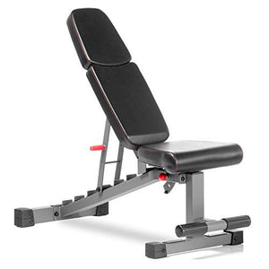 Commercial Flat Incline Decline Weight Bench, 1500 lb Capacity