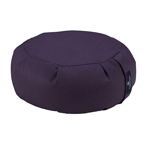 Zafu Meditation Cushion (Plum) Accessory Hugger Mugger