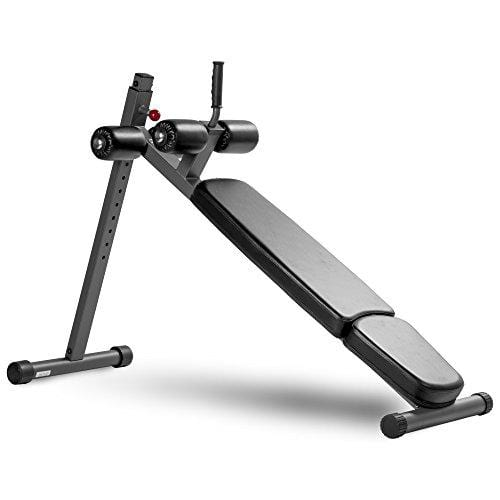 XMark l 12 Position Adjustable Ab Bench XM-7608 Sport & Recreation XMark Fitness