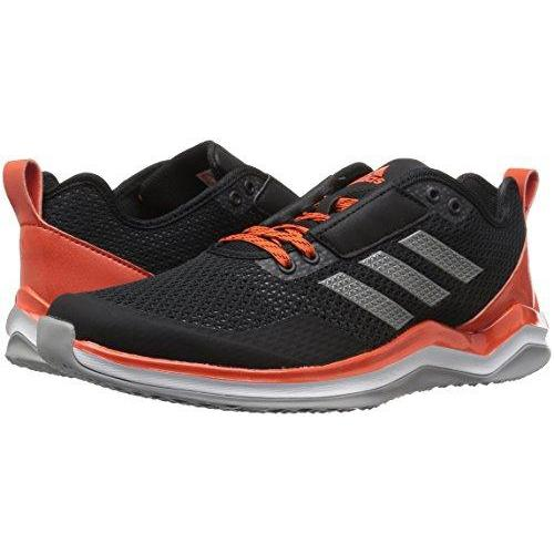 the best attitude 9b905 f22d6 adidas Men's Freak X Carbon Mid Cross Trainer, Black/Iron/Collegiate  Orange, (10 M US)