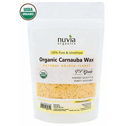 USDA Certified Carnauba Wax