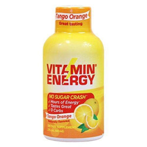Vitamin Energy Shots – The Smart, Healthy Energy Drink that Supports Immune Health (12 pack)
