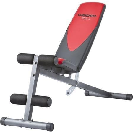 Weider Pro 225 L Bench Durable Construction Sport & Recreation Weider