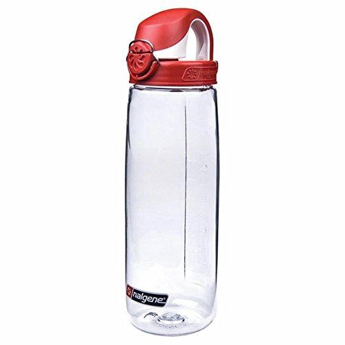 Nalgene Tritan On The Fly Water Bottle, Smoke, 24Oz Sport & Recreation Nalgene