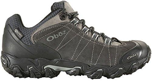 Oboz Bridger Low BDry Hiking Boot - Men's Dark Shadow 9.5