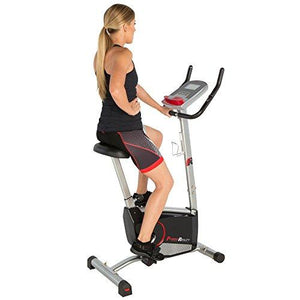 Fitness Reality 2110  Upright Exercise Bike With 21 Computer Workout Programs
