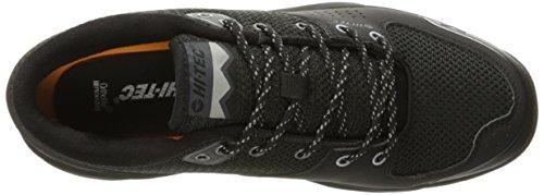 Hi-Tec Men's V-Lite Wildlife Low I Hiking Shoe, Black/Cool Grey, 12 D US