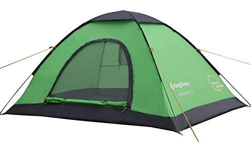 KingCamp Modena 2-Person Light Instant Pop-up Single Layer Leisure Tent