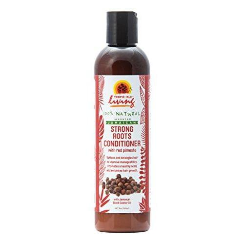 Strong Roots Conditioner with Red Pimento Beauty & Health Tropic Isle Living