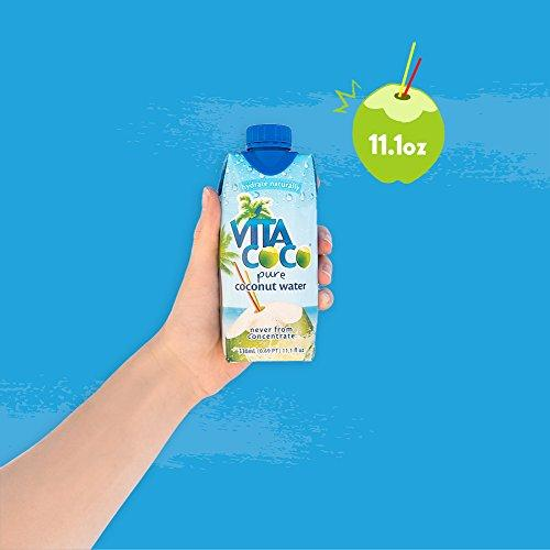 Vita Coco Coconut Water, Pure (Pack of 12) Food & Drink Vita Coco