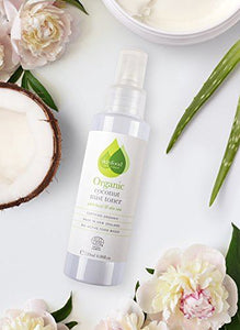 Skinfood Organic Coconut Mist Facial Toner to Revitalize and Restore Skin, Natural, Cruelty Free, Paraben Free