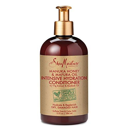 SheaMoisture Manuka Honey & Mafura Oil Intensive Hydration Hair Conditioner | 13oz