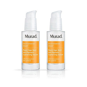 2 x 1oz. Murad Rapid Age Spot and Pigment Lightening Serum