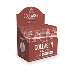 Ancient Nutrition Multi Collagen Protein, Stick Packs