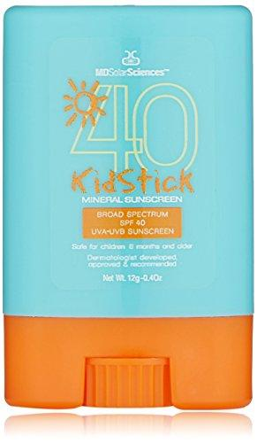 MDSolarSciences Mineral Kidstick Spf 40, 0.4 oz.