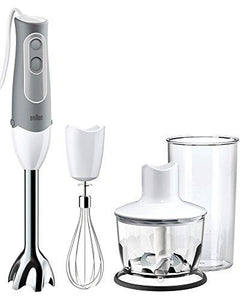 Brown Hand blender multi Quick MQ535(Japan Import-No Warranty) AC100