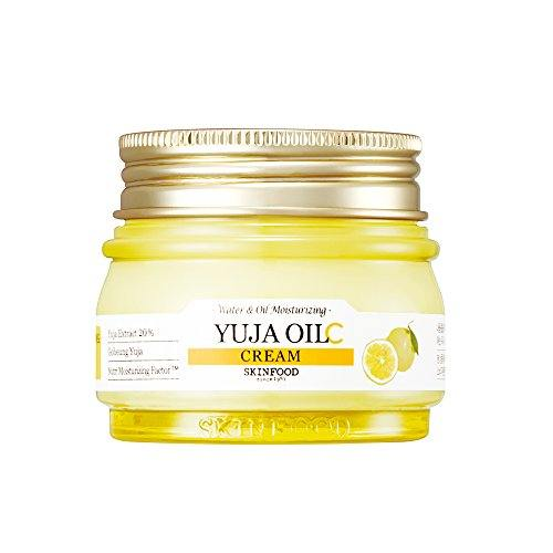 SKINFOOD Yuja Oil C Cream, 20 Count