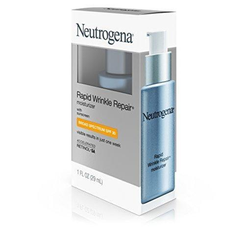 Anti-Wrinkle Retinol Daily Face Moisturizer Beauty & Health Neutrogena