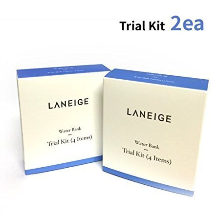 Laneige Water Bank Trial Kit (4Items) 2set