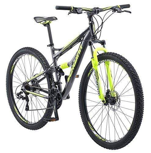 Schwinn Traxion Mountain Bike, Full Dual Suspension, 29-Inch Wheels Outdoors Schwinn
